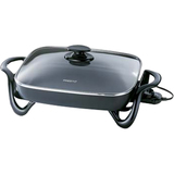 HIGH SIDEWALL SKILLET W/GLS LI