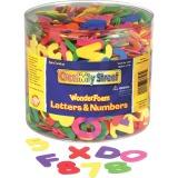 ChenilleKraft Wonderfoam Letters & Numbers Tub
