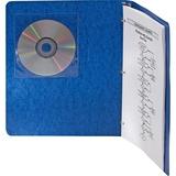 Fellowes 98315 Adhesive CD/DVD Holders, 5-Pack