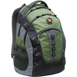 "Wenger GRANITE GA-7335-07F00 Carrying Case (Backpack) for 15.6"" Notebook - Green"