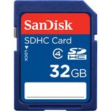 SanDisk 32 GB SDHC