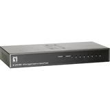 LevelOne GSW-0809 8-Port Gigabit Switch