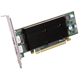 Matrox M9128 Graphic Card - 1 GB DDR2 SDRAM - PCI Express x16 - Low-profile