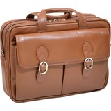 McKleinUSA Kenwood S Series 15564 Double Compartment Laptop Case