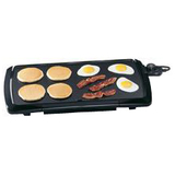 BLACK COOLTOUCH GRIDDLE