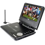 "Noah Company ED8850B Portable DVD Player - 7"" Display"