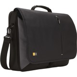 "Case Logic VNM-217 Carrying Case (Messenger) for 15"" to 17"" Notebook"
