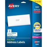 Avery Easy Peel Address Labels