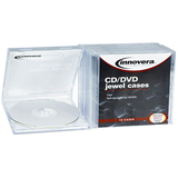 Innovera CD/DVD Standard Jewel Case