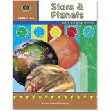 Teacher Created Resources Grade 2-5 Stars/Planets Book Education Printed Book for Science - English