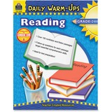 Teacher Created Resources Warm-up Grade 2 Reading Rook Education Printed Book - English