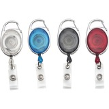 Advantus Retractable Carabiner-Style Badge Reel