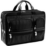 McKleinUSA Hubbard P Series 58435 Double Compartment Laptop Case