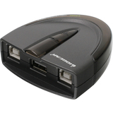 IOGEAR GUB231 2-Port USB 2.0 Automatic Printer Switch