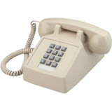 ITT 250044VBA20MD Standard Phone - Ash