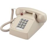 Cortelco 250000VBA27M Standard Phone - Black