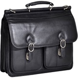 McKleinUSA Hazel Crest S Series 15605 Double Compartment Laptop Case