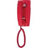 Cortelco 255447VBANDL Standard Phone - Red