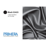 Primera 53425 Original Ink Cartridge - Black