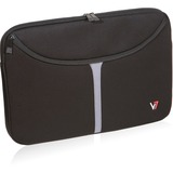 "V7 Professional CSP1-9N Carrying Case (Sleeve) for 16"" Notebook - Black"