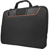 "Everki Commute EKF808S10 Carrying Case (Sleeve) for 10.2"" Netbook - Black"