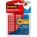 Scotch Adhesive Mounting Tab