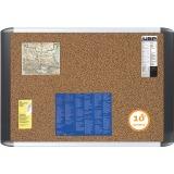 MasterVision Teckcork Bulletin Board
