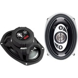 "BOSS AUDIO P69.4C Phantom 6"" x 9"" 4-way 800-watt Full Range Speakers"