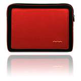 """Higher Ground Flak Jacket FJ013RD Carrying Case (Sleeve) for 13"""" Notebook - Red"""