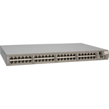 Microsemi 24-Port PoE Midspan, 10/100/1000BaseT, AC Input w/Management, Full power (400W)