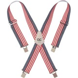 USA FLAG SUSPENDERS