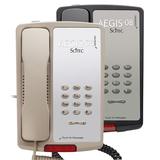 Scitec Aegis-P-08 Standard Phone - Black