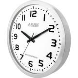La Crosse Technology WT-3161WH 16 inch Atomic Wall Clock