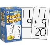 Carson-Dellosa Addition 0-12 Flash Cards