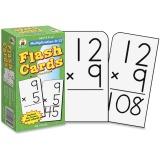 Carson-Dellosa Multiplication 0-12 Flash Card Set