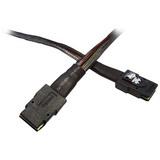 LSI Logic CBL-SFF8087SB-08M Mini-SAS Data Transfer Cable