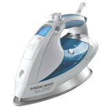 Black & Decker All-Temp Steam D6000 Steam Iron