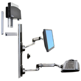 Ergotron 45-253-026 Wall Mount Track for Flat Panel Display