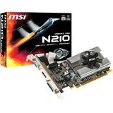 MSI GeForce 210 Graphics Card