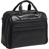"McKleinUSA 15.6"" Leather Fly-Through™ Checkpoint-Friendly Laptop Briefcase"