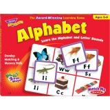 Trend Match Me Alphabet Game