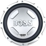 BOSS AUDIO CX122 Chaos Exxtreme12 inch Single Voice Coil (4 Ohm) 1400-watt Subwoofer