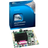 Intel D525MW Desktop Motherboard - Intel NM10 Express Chipset