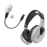 Califone Infrared Stereo/Mono Wireless Headphone Set Via Ergoguys