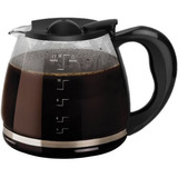 CARAFE REPLACEMENT 12CUP BLACK