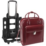 McKleinUSA La Grange W Series 96496 Vertical Detachable-Wheeled Ladies' Briefcase