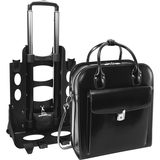 McKleinUSA La Grange W Series 96495 Vertical Detachable-Wheeled Ladies' Briefcase