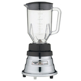 CHROME BLENDER WARING GLASS