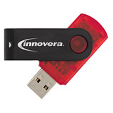 Innovera 4GB USB 2.0 Flash Drive