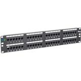 ICC 48-Port Cat5e Network Patch Panel